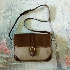 Auth Gucci Rare VTG crossbody bag